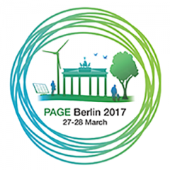 PAGE Ministerial Conference 2017 - Inclusive and sustainable economies powering the Sustainable Development Goals